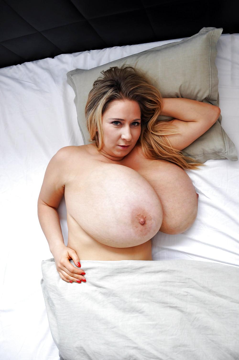 Super super große brüste
