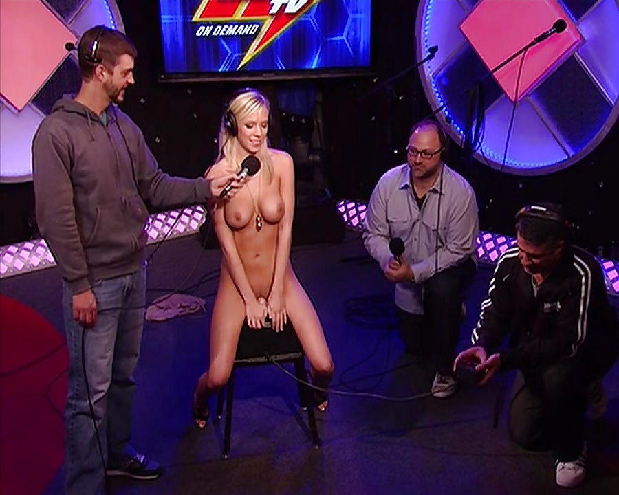 Gay porn stars austin wolf and johnny v with george takei on howard stern's cocktober