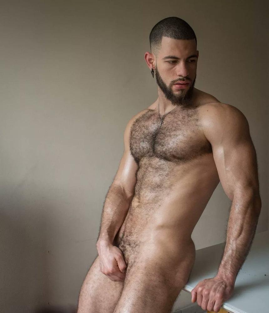 Hairy hunks free