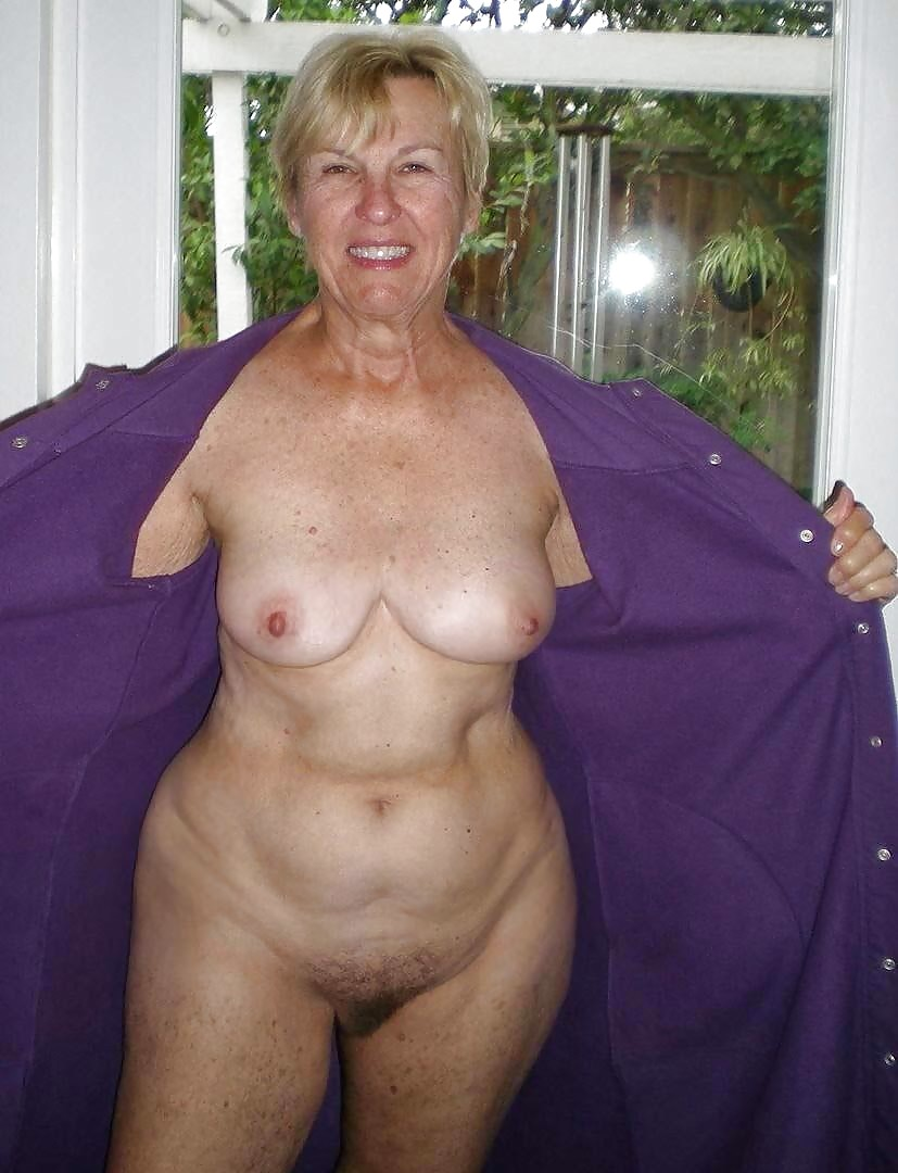 Hottest naked grannies actress