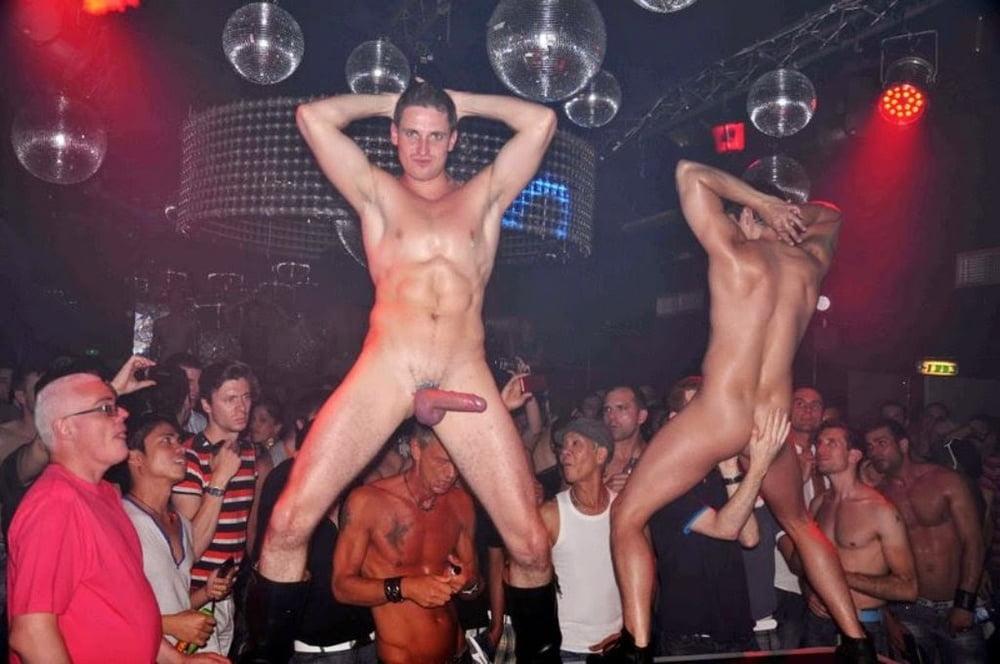 Hunkomania male strippers miami