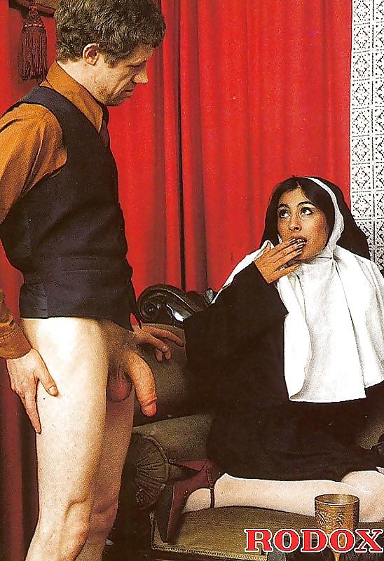Случайный секс в монастыре — 7