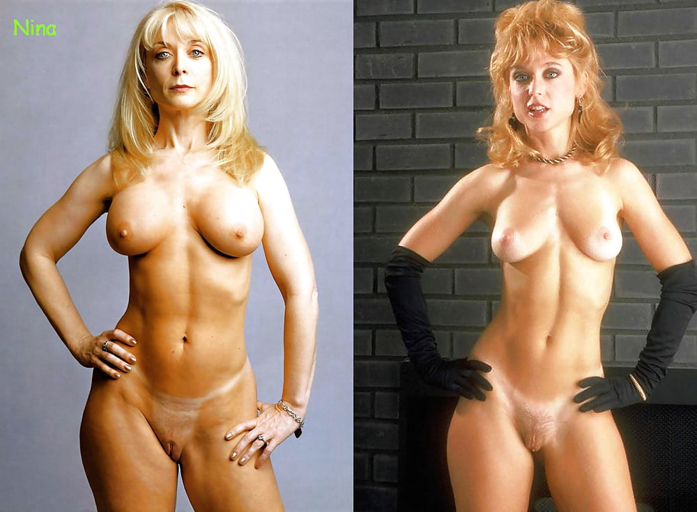 Pornstars now and then