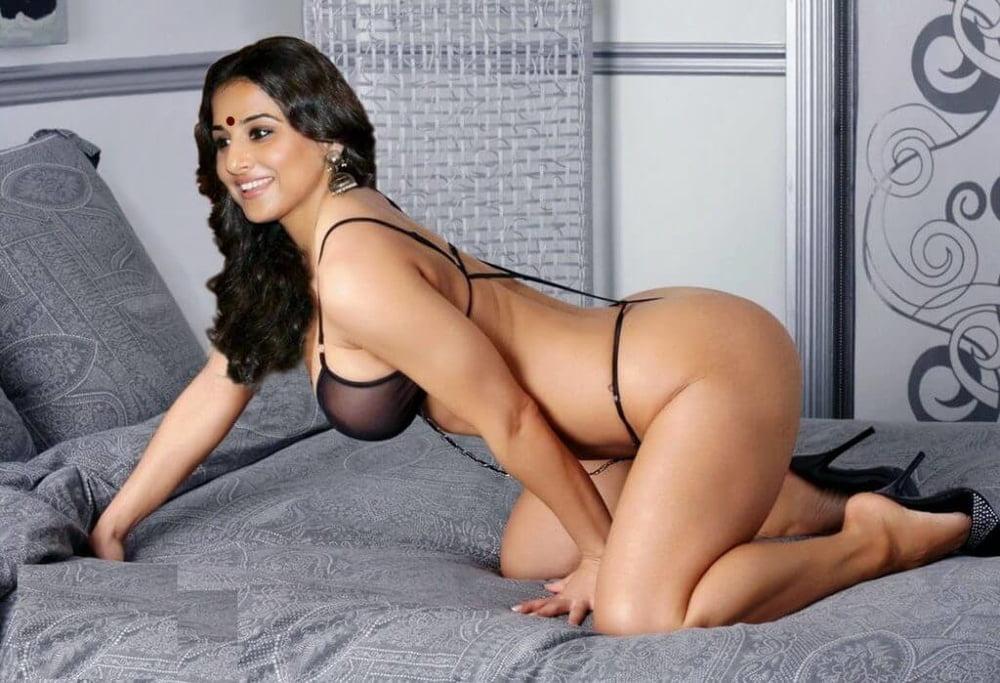 Vidya Balan Naked Porn Nude Chudai Images