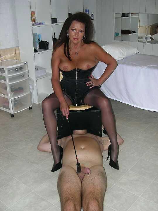 German femdom toilet slave