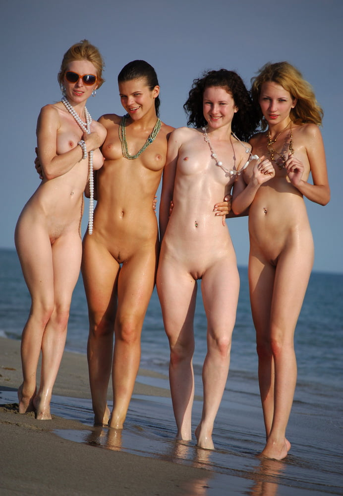 Nudist colony girls naked — pic 13