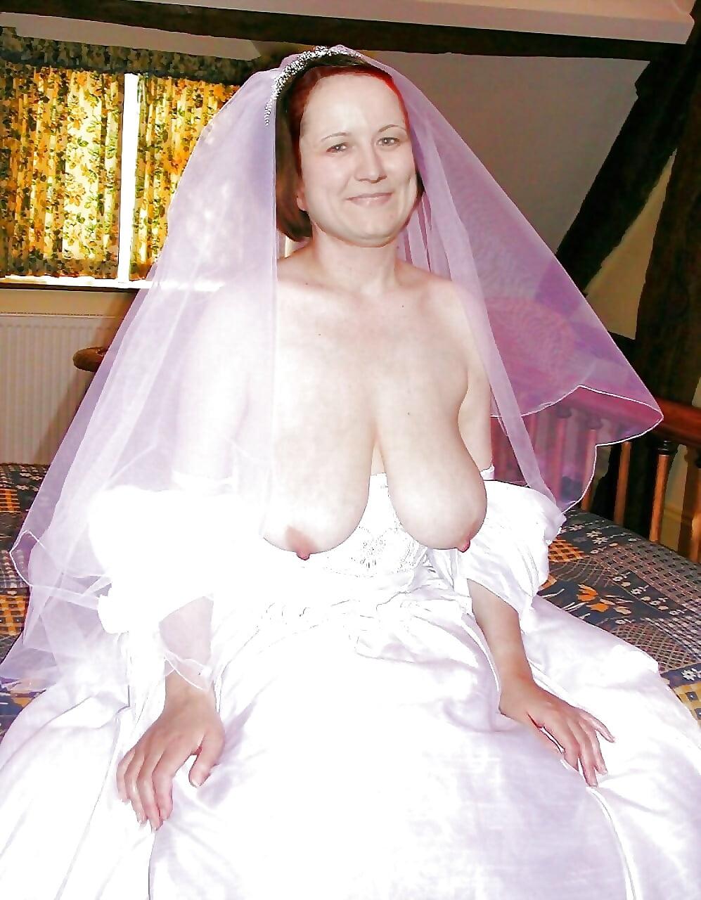 Фото голых толстых невест — 9