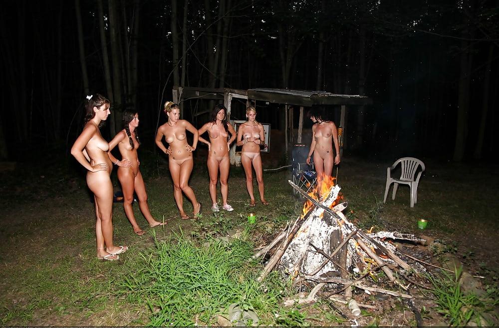 Naked summer camp for naked sex girls
