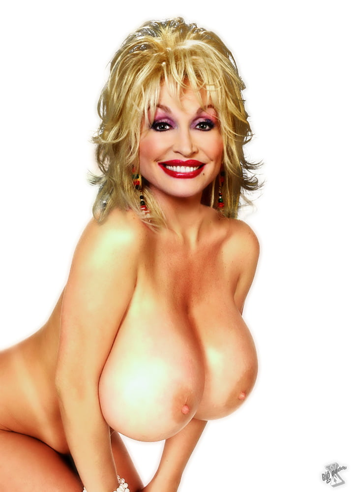 Dolly Parton Covers Up For Playboy
