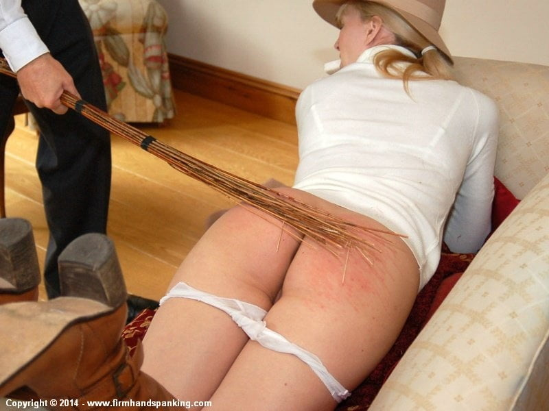 Severe caning whipping spanking