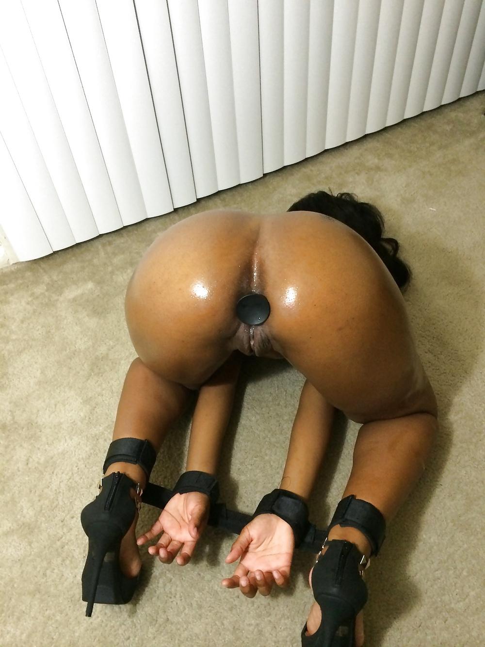 plugs video anal Black