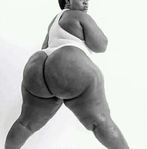 Big Juicy Thick Ghetto Booty