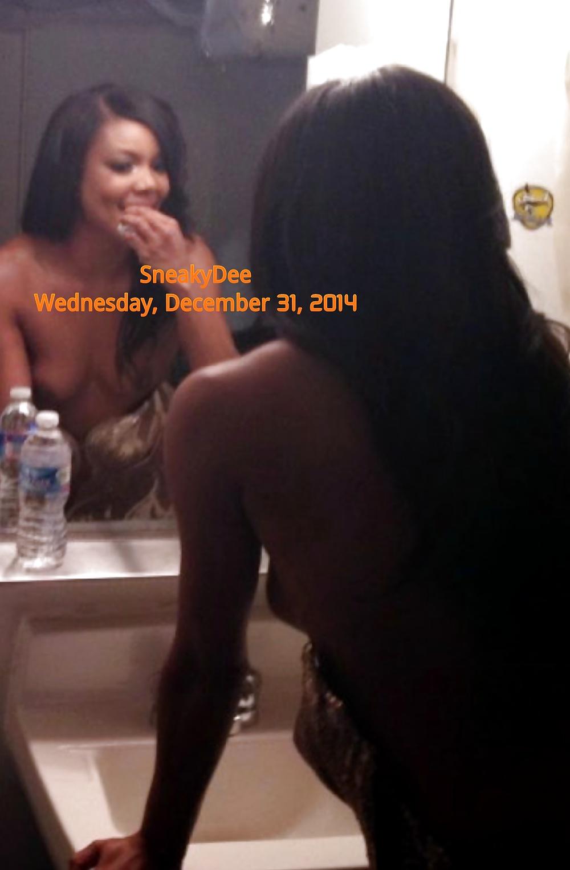 Gabrielle union nude