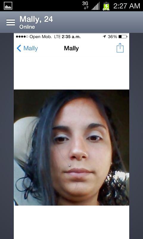 Chica dominicana de badoo masturbandose en webcam - 3 part 6