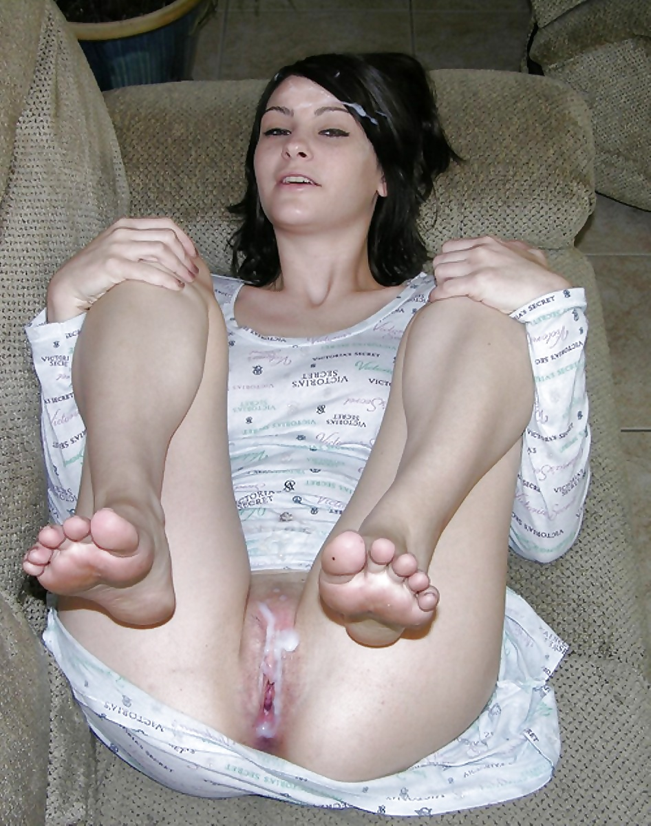 young-creamy-pussy-and-feet