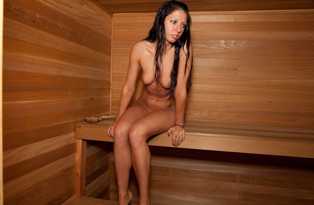 Sauna girls adults only