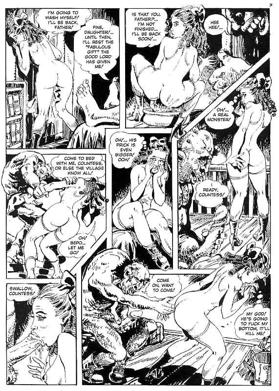 Black n white comics xxx-7724