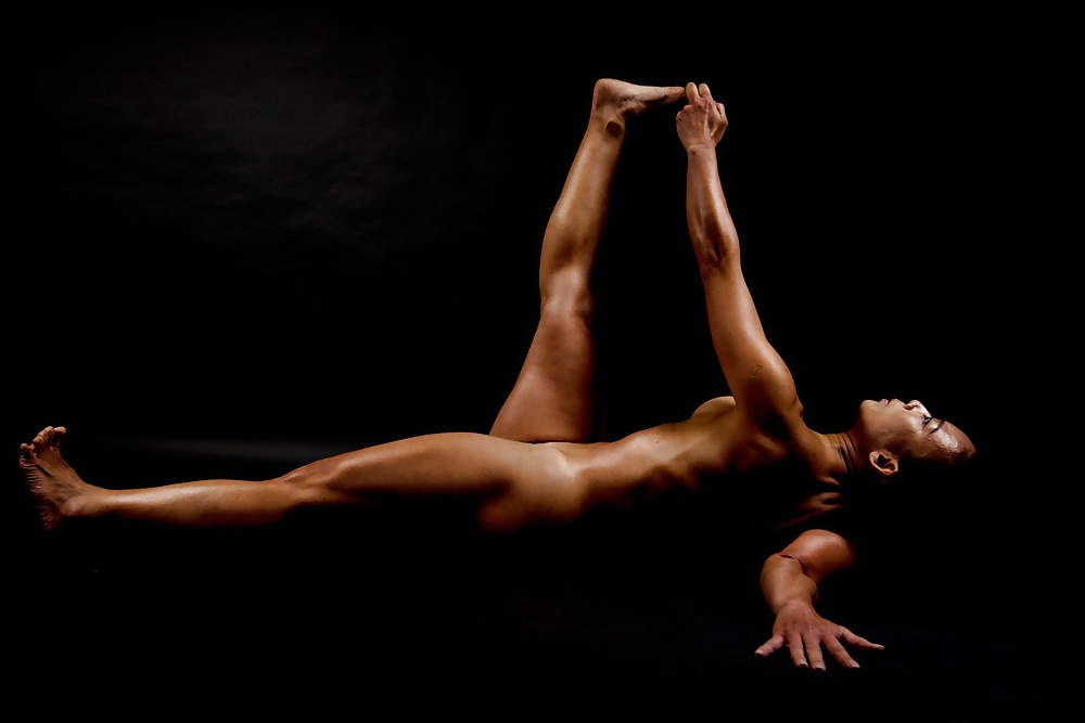 Nude Couple Yoga Poses