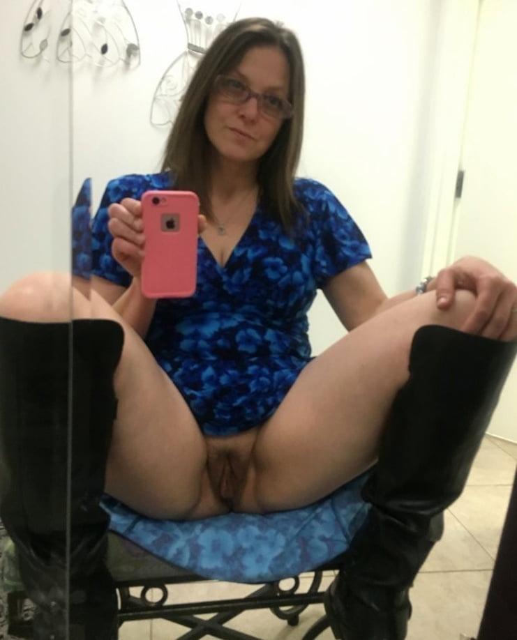 Nude selfie moms