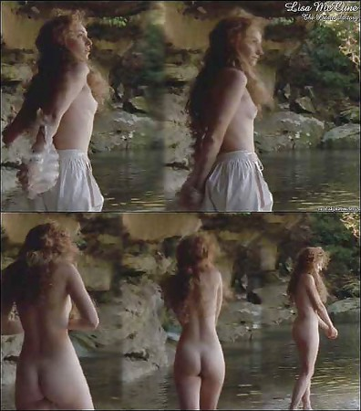 Lisa McCune  nackt