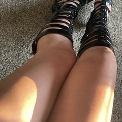 Sexy Horny Heels And Legs