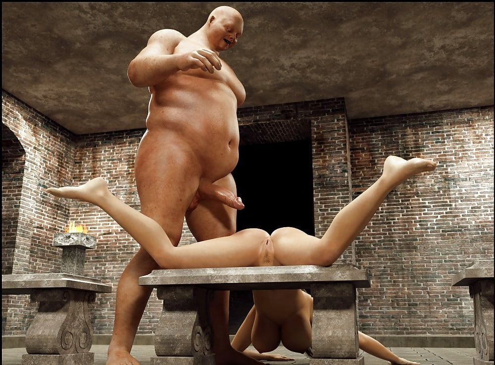 Худенькая великанша порно