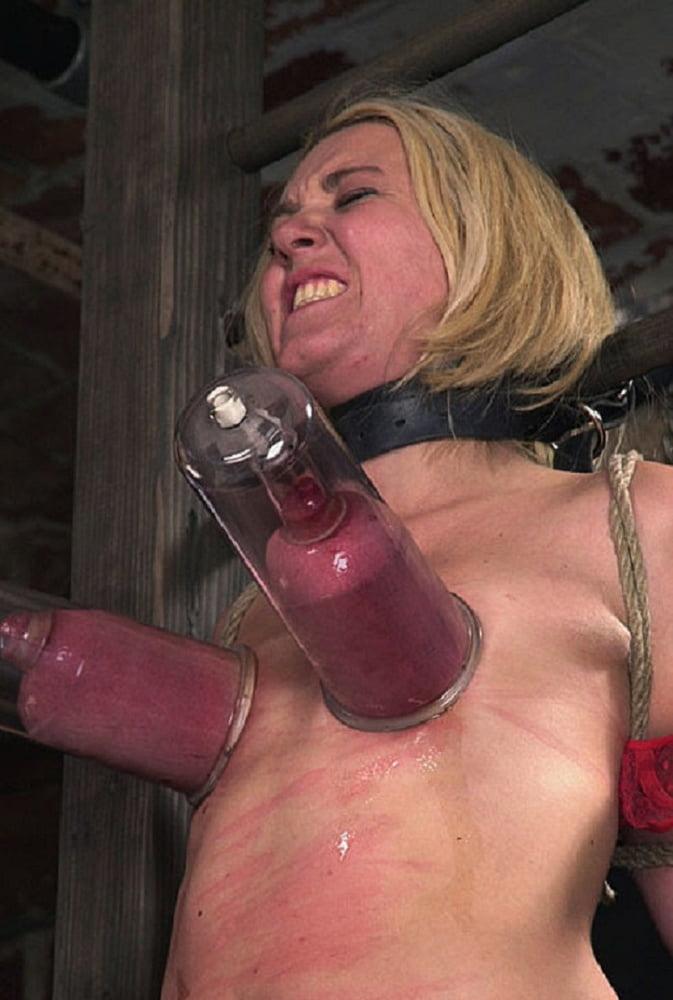 Nipple Suction Torture