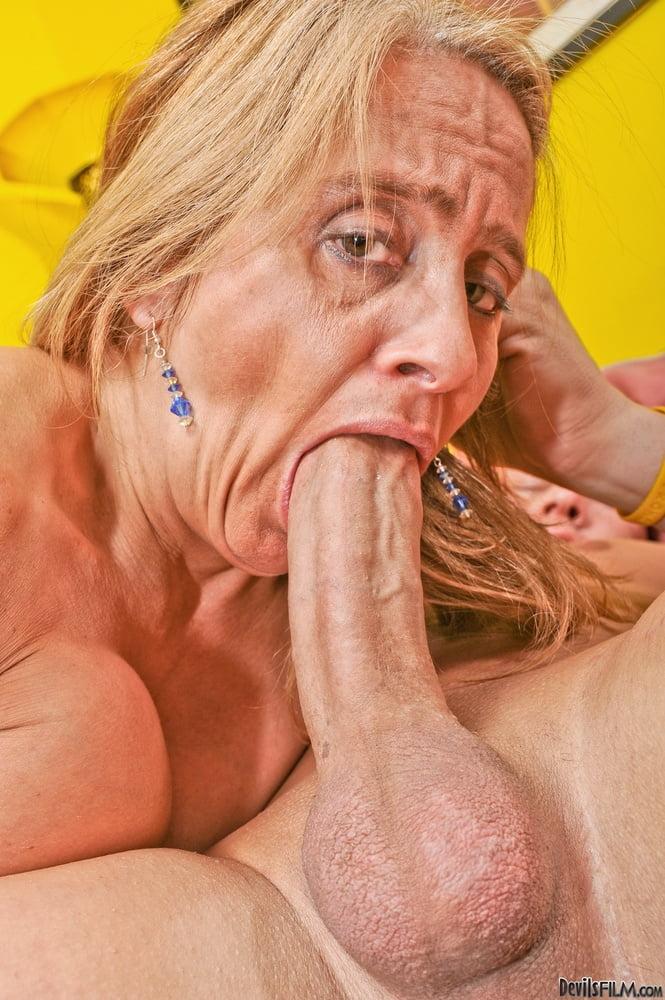 Movie grandma penis
