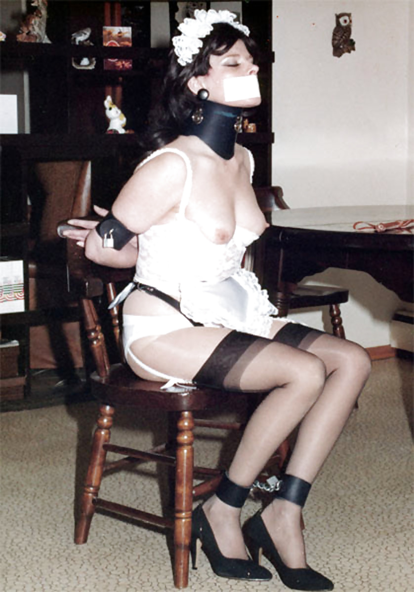 French maids in bondage