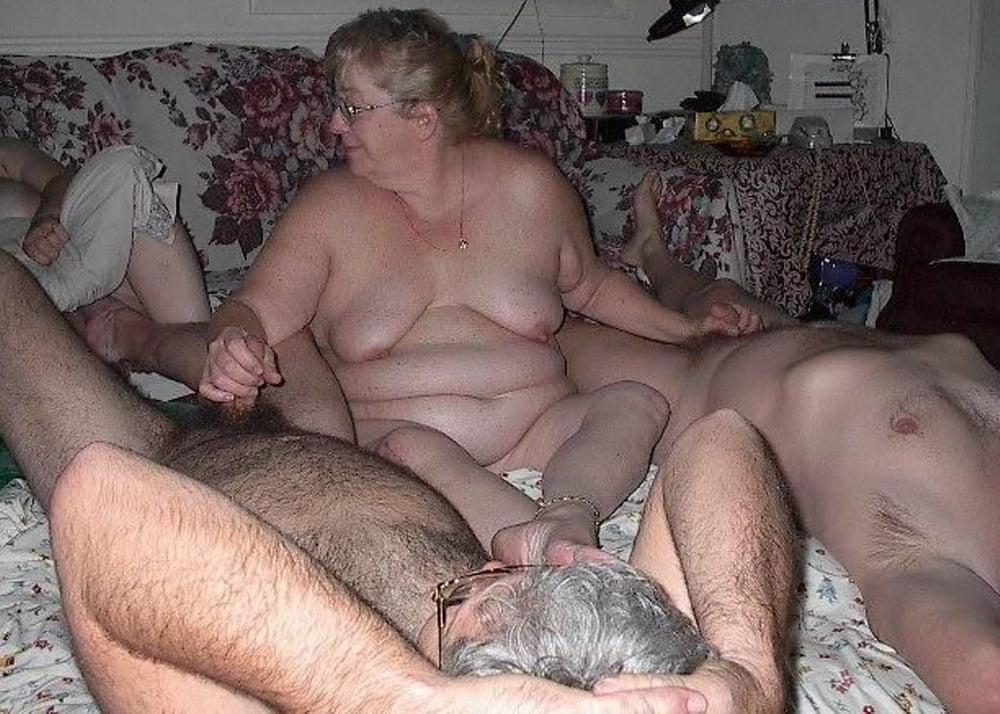 Grandma and grandpa amateur sex
