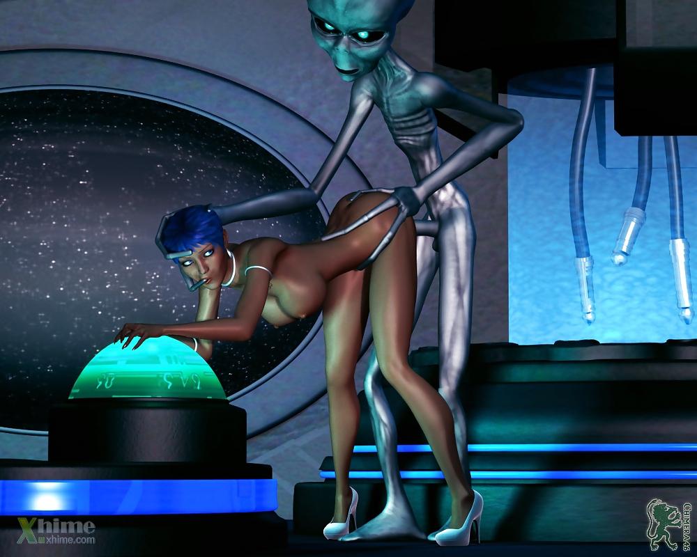 Космический Корабль Порномультик