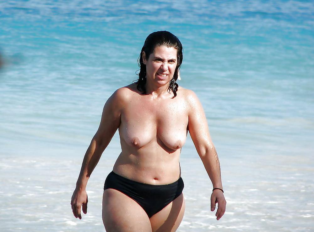 Bbw topless dorset — 15