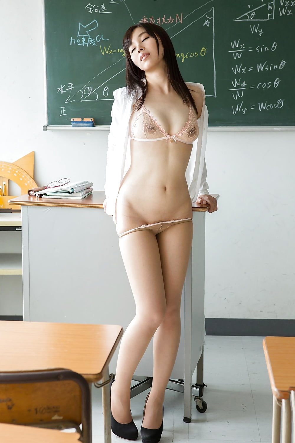 Nude teacher asia