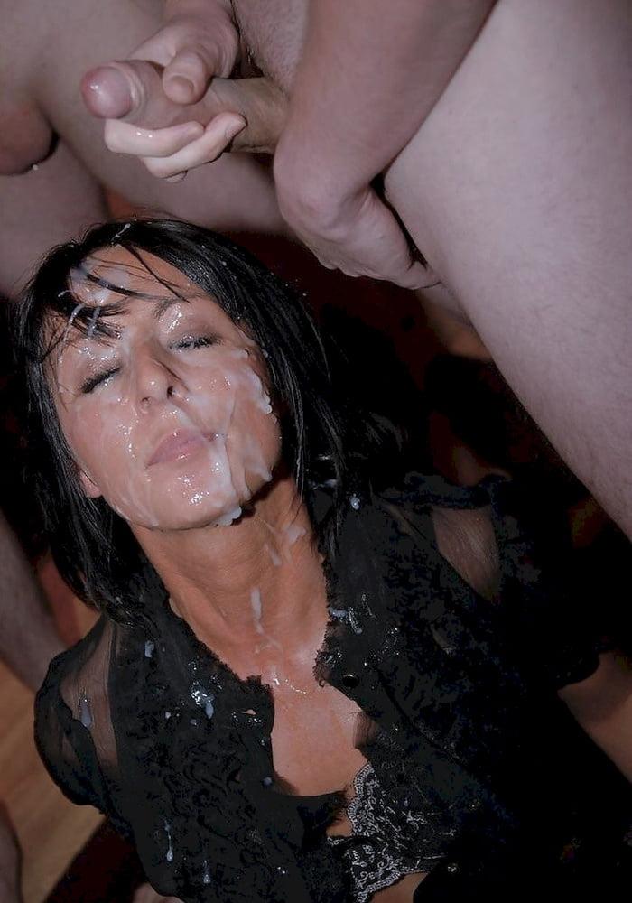 Watch slim european slut craves fresh cum and piss