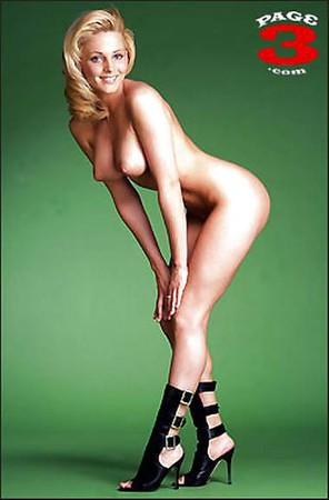 Hicks  nackt Jo /Nude: Celebrities