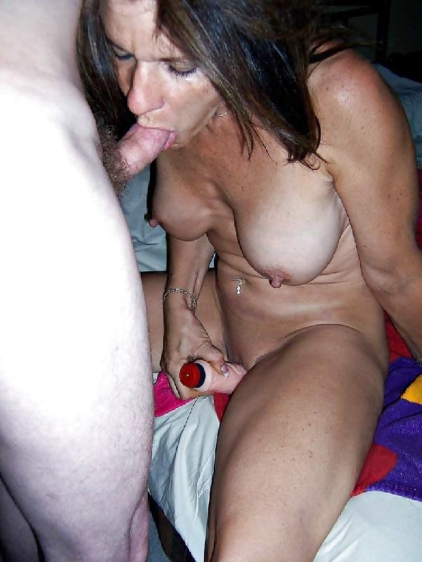 Milf wife blowjob gallery — 15