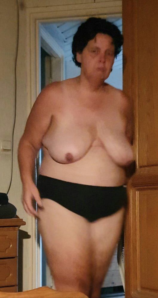 Big mature bbw tits-8344