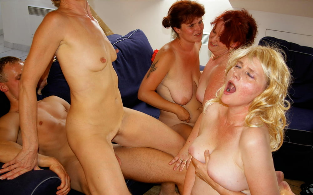 Mature nudes sex parties #13