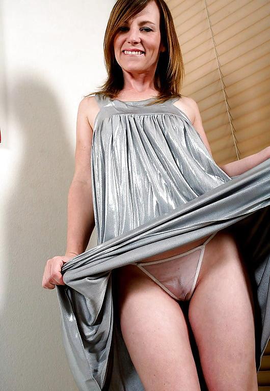 Best Mature Amateur Ladies Wearing White Panties 9-Pix Mix -4359