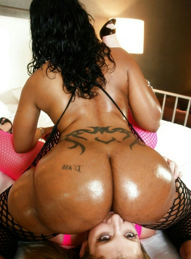 Big Booty Black Lesbian Sex