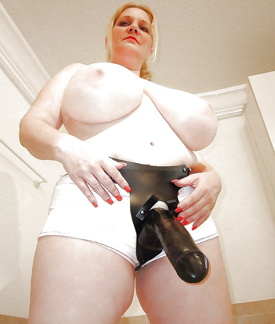 Fat mature strapon picture gallery — img 5