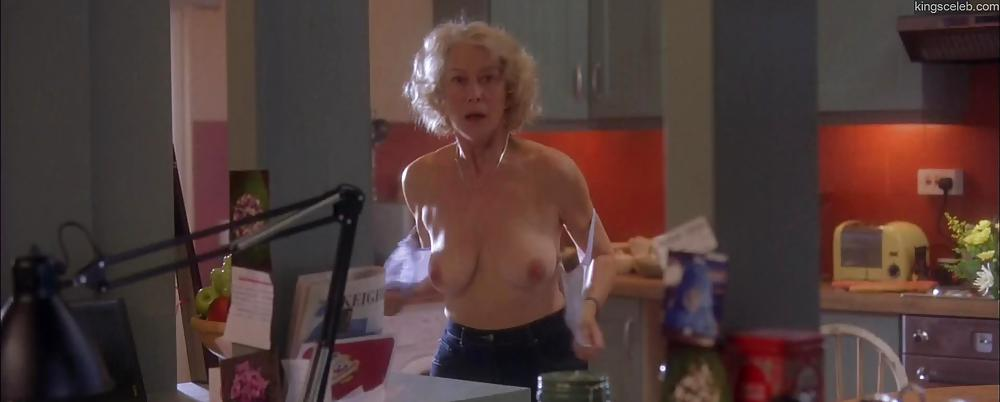 Celia Imrie Topless Pictures