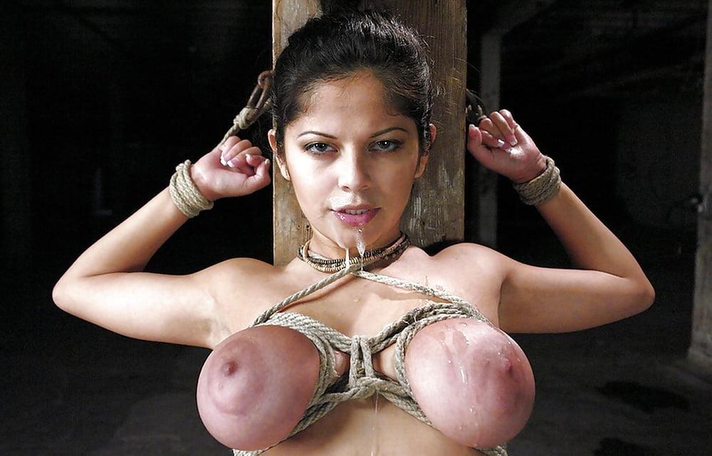 Free breast bondage pic