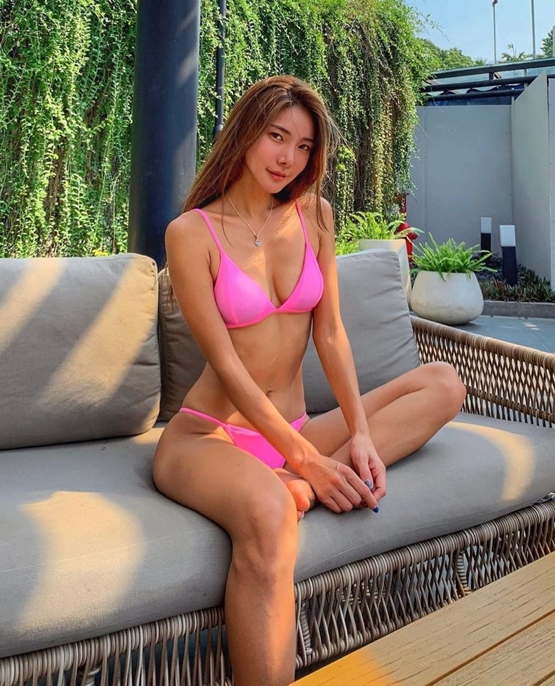 Hot sexy korean model-2277