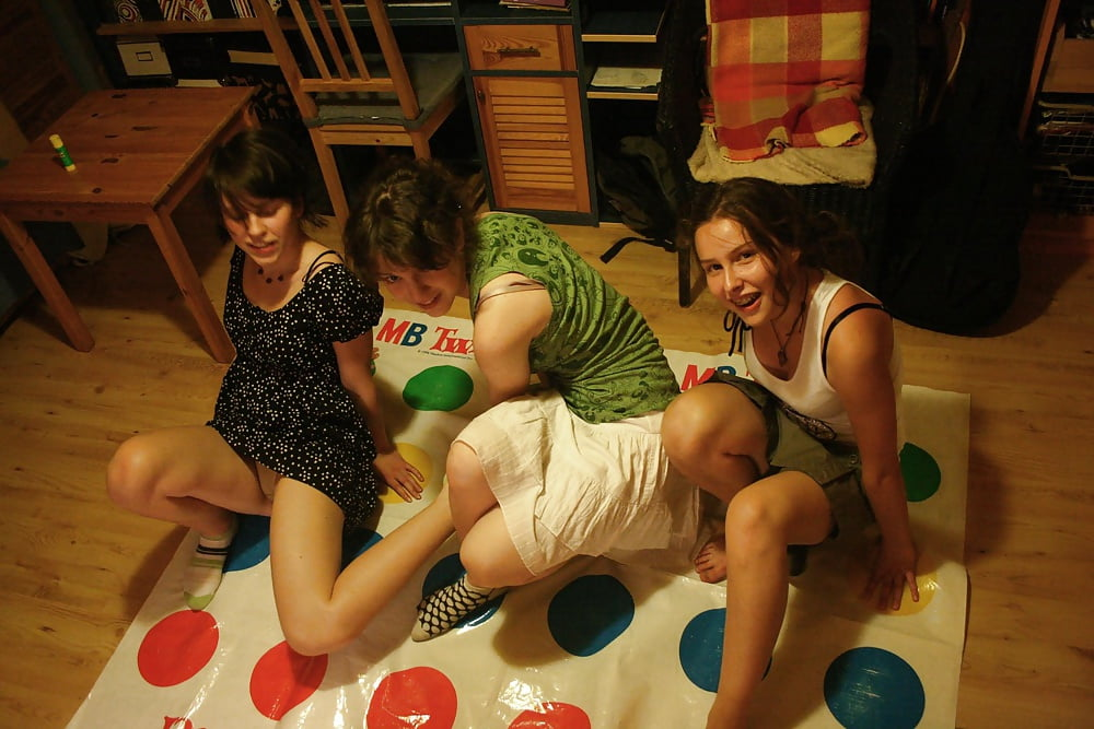 Twister Game Underpanties