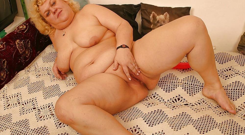 Порно фото галереи полных пожилых женщин