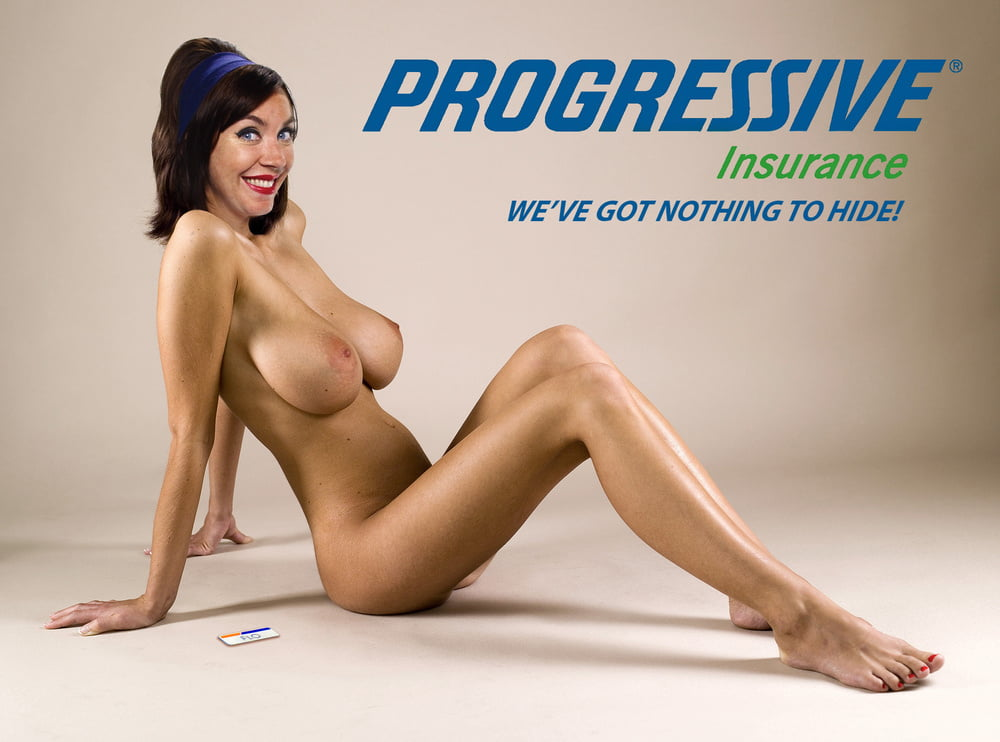 Sexy Flo from Progressive - 8 Pics