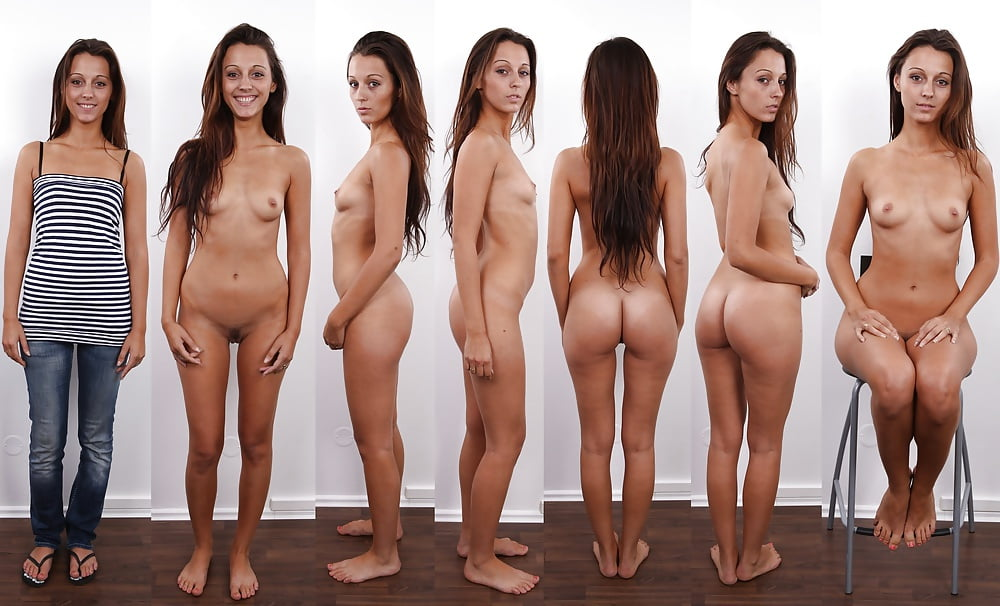 Women nude undressing — 7