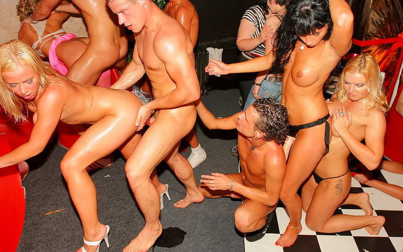 Порно вечеринка бисексуалов качество — 8