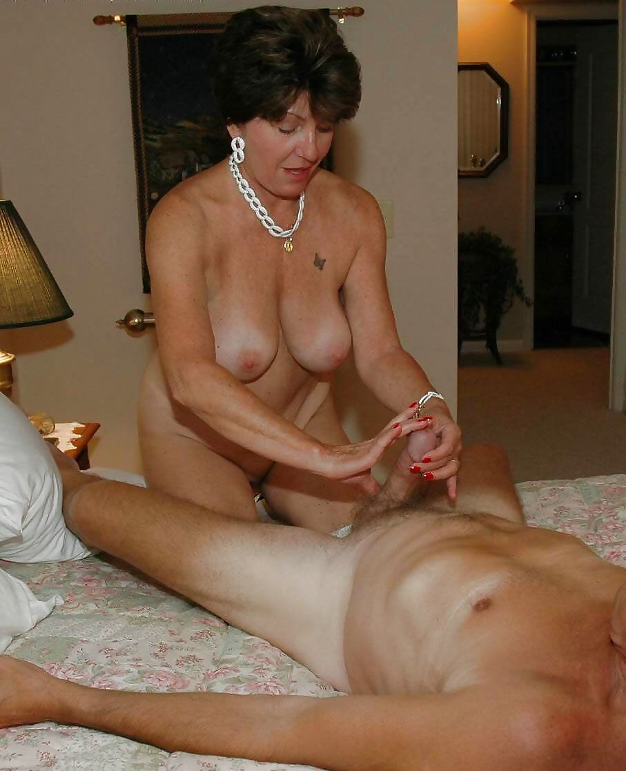 Sex home old mature 1